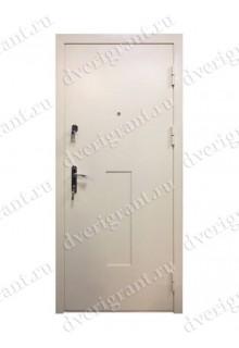 Металлическая бронированная дверь - модель 01-002