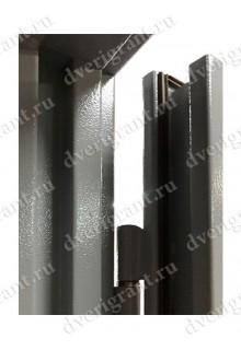 Металлическая бронированная дверь - модель 01-003