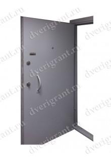 Металлическая бронированная дверь - модель 01-008