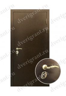 Металлическая бронированная дверь - модель 01-009