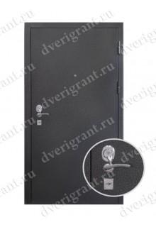 Металлическая бронированная дверь - модель 01-010
