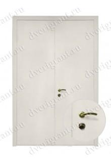 Внутренняя металлическая входная дверь - модель 09-005