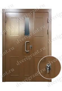 Металлическая нестандартная дверь - модель 14-014