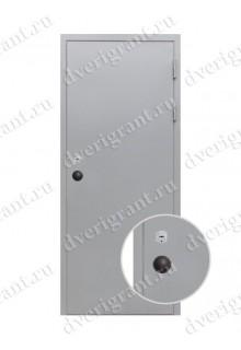 Металлическая дверь - модель 17-002