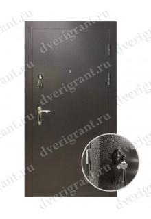Металлическая входная дверь в квартиру - модель 17-003