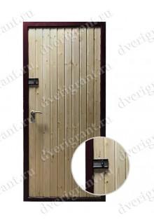 Металлическая входная дверь в квартиру - модель 17-004