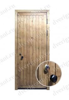 Металлическая дверь - модель 17-007