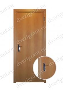 Металлическая входная дверь в квартиру с тепло-шумоизоляцией - модель 17-010