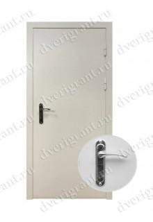 Металлическая входная дверь в квартиру - 17-014