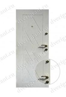 Металлическая входная дверь в квартиру - модель 17-021