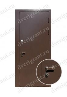 Металлическая входная дверь в квартиру с тепло-шумоизоляцией - модель 17-022