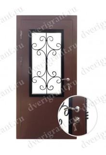 Дверь для коттеджа - модель 19-005