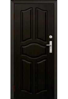 Металлическая входная дверь в квартиру с тепло-шумоизоляцией - модель 17-023