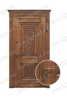 Металлическая элитная дверь - модель 24-001