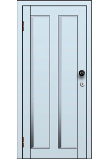 Строительная дверь - модель 23-009
