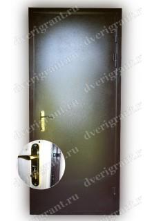 Дверь внешняя металлическая - модель 404