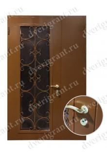 Металлическая дверь - 02-008