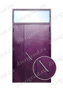 Металлическая дверь в подъезд - модель 02-011