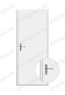 Внутренняя металлическая входная дверь - модель 09-011