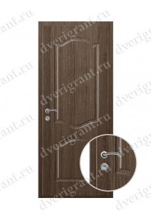Внутренняя металлическая входная дверь - модель 09-015