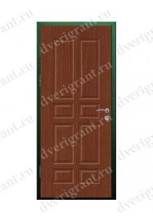 Внутренняя металлическая входная дверь - модель 09-017