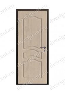Внутренняя металлическая входная дверь - модель 09-018