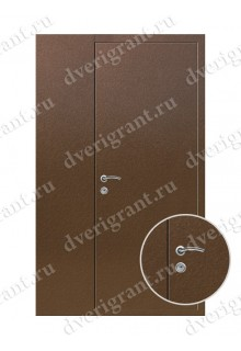 Внутренняя металлическая входная дверь - модель 09-020
