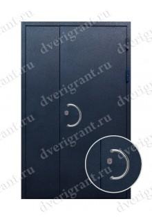 Металлическая дверь для учреждения - модель 12-010