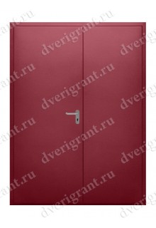 Металлическая дверь - 12-017