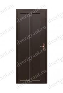 """Металлическая дверь """"хлопушка"""" - модель 13-002"""