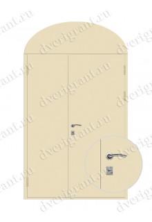 Металлическая дверь - 20-017