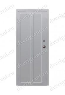 Металлическая строительная дверь - модель 23-008