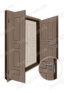 Металлическая дверь - 24-020