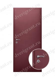 Металлическая дверь для дачи - модель 18-029