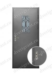 Металлическая дверь - 18-031