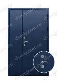 Металлическая дверь для дачи - модель 18-036
