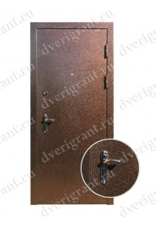 Металлическая дверь - 20-003