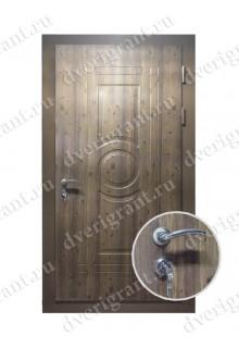 Входная металлическая дверь на заказ по индивидуальным размерам - модель 22-003
