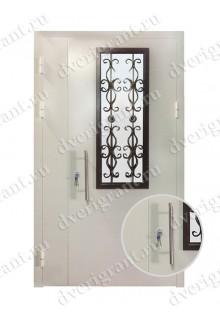 Входная металлическая дверь на заказ по индивидуальным размерам - модель 22-005