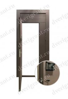 Входная металлическая дверь на заказ по индивидуальным размерам - модель 22-006
