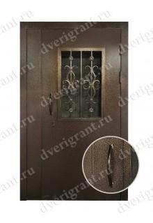 Входная металлическая дверь на заказ по индивидуальным размерам - модель 22-011