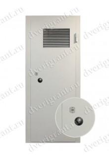 Входная металлическая дверь на заказ по индивидуальным размерам - модель 22-015