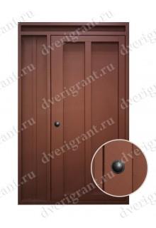 Входная металлическая дверь на заказ по индивидуальным размерам - модель 22-016