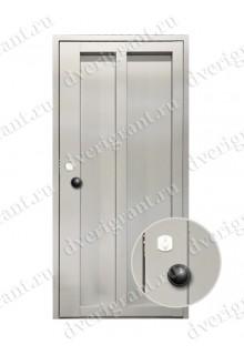 Входная металлическая дверь на заказ по индивидуальным размерам - модель 22-017