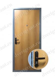 Входная металлическая дверь на заказ по индивидуальным размерам - модель 22-018
