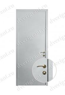 Входная металлическая дверь на заказ по индивидуальным размерам - модель 22-019