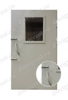 Входная металлическая дверь на заказ по индивидуальным размерам - модель 22-023
