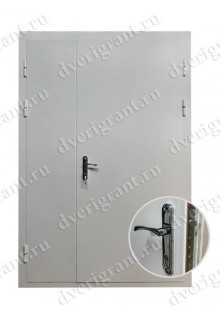 Входная металлическая дверь на заказ по индивидуальным размерам - модель 22-024