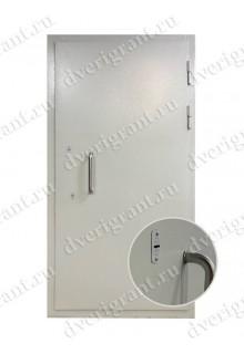Входная металлическая дверь на заказ по индивидуальным размерам - модель 22-025