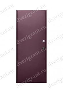 Металлическая дверь для бани - модель МДБ-003